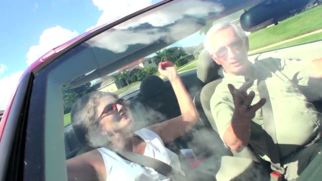 Luxury Driving in Retirement video