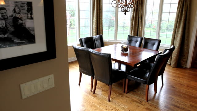 Luxury Home Breakfast Nook video