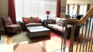 Luxury Home Family Room video