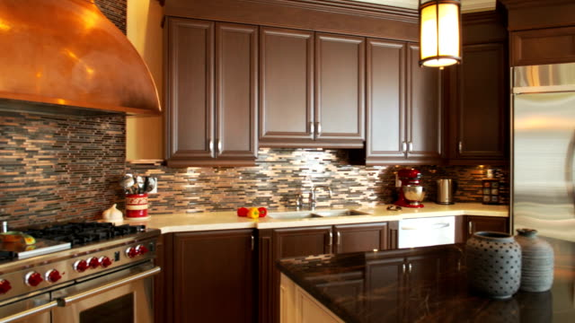 Luxury Kitchen video