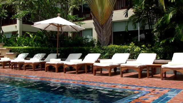 Luxury pool video