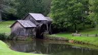 Mabry Mill Blue Ridge Parkwa video