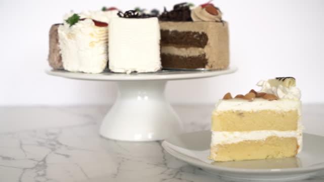 macadamia cake video