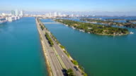 Macarthur Bridge aerial video video