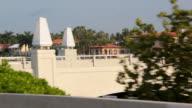 MacArthur Causeway view of Hibiscus Island video