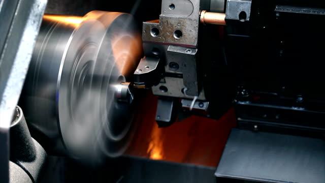 CNC machine center video