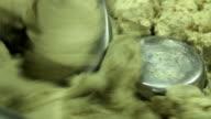 Machine kneading video