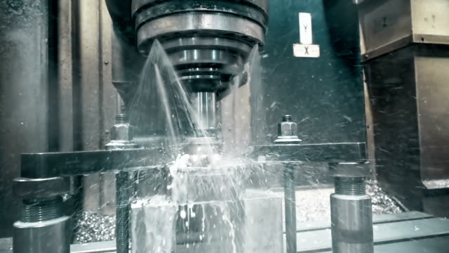 CNC Machine / Lathe video