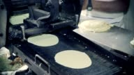 Machine to make tortillas video