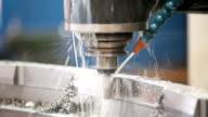 CNC Machine video