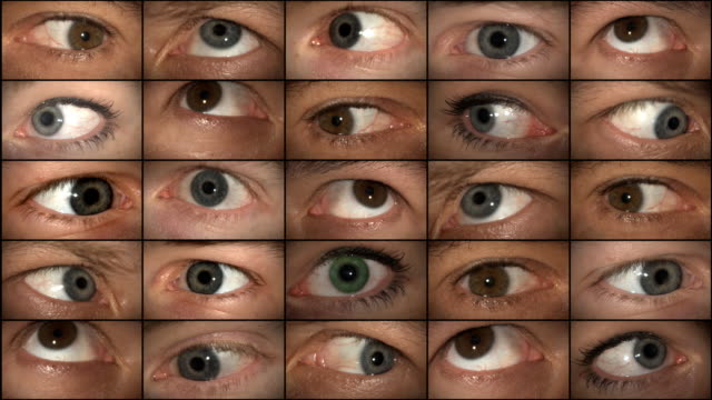 Mad eyes (HD 1080) video