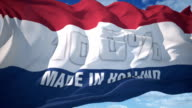 Made in the holland video