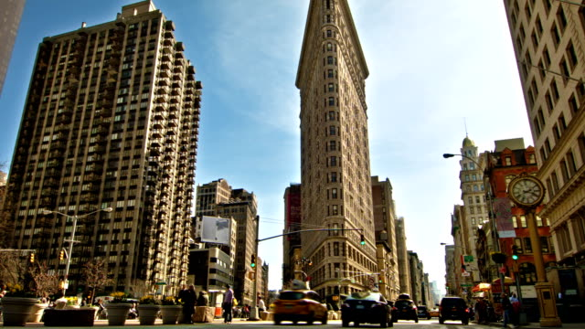 Madison Square Flatiron New York video