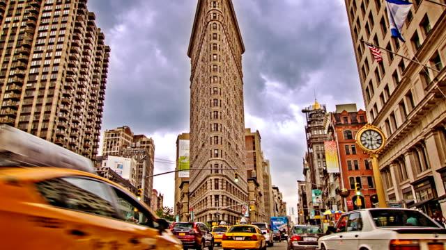 Madison Square Flatiron video