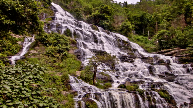 MaeYa waterfall video