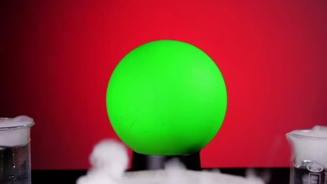 Magic Ball with Green Screen video