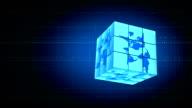 Magic Cube video
