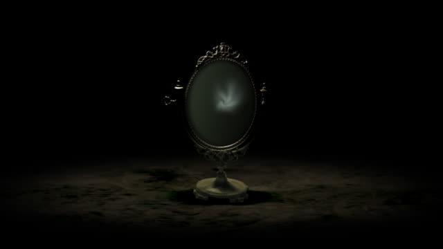 magic mirror HD720 video