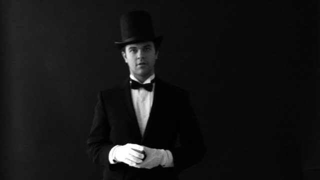 Magician with Cards video