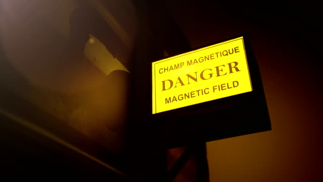 Magnetic Filed. video
