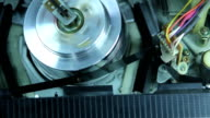 Magnetic tape. video