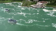 Maid of the Mist tour video