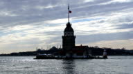 Maiden Tower, Istanbul, TURKEY video