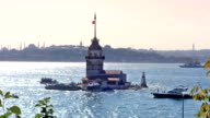 Maidens Tower, Istanbul video