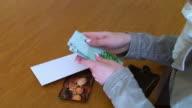 Mailing Money video