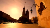 Main Market square video