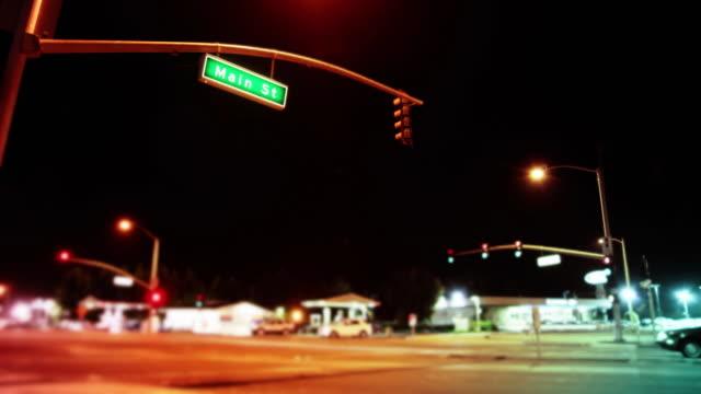 Main Street USA (Time-lapse HD) video