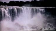 Majestic Niagara Falls-1940 Vintage 8mm film video