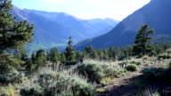 Majestic Valley of Twin Lakes the Gate way to Aspen Colorado video
