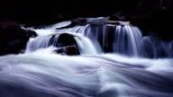 Majestic waterfall video