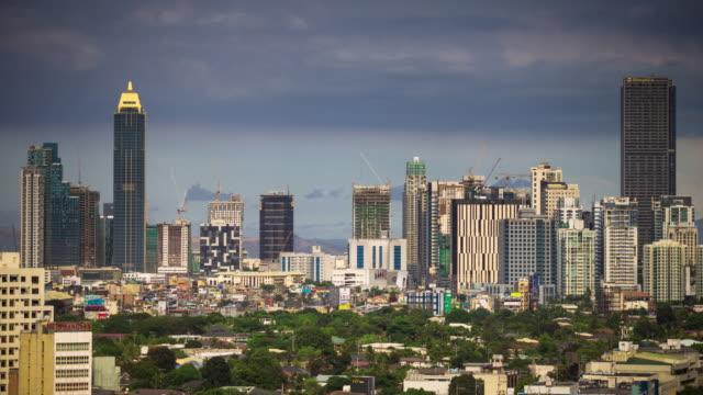 Makati, Manila - Time Lapse video