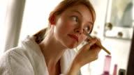 Makeup foundation   GL video