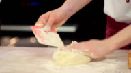 Making cookies hd video