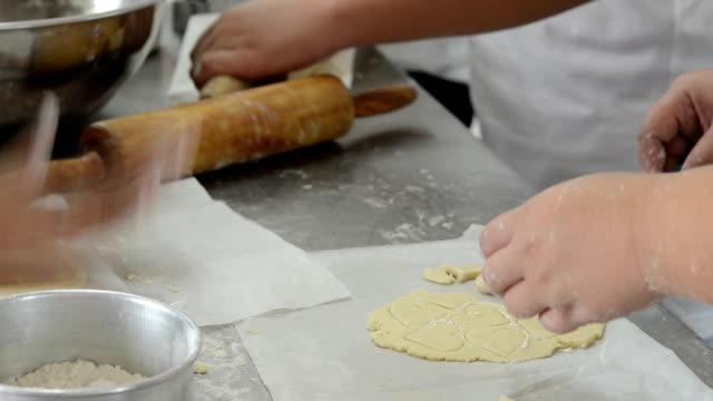 making cookies video