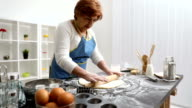 Making dough video