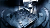 Making Machine Mould video