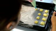Making of choux pastry video