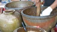 Making Papaya salad – Somtam video