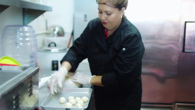 Making Tortillas video