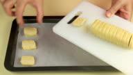 Making Vanilla Cookies 6 video