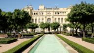 Malaga City Hall video