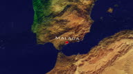 Malaga Zoom In video