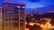 Malaysia Cityscape video