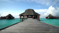 Maldives island video