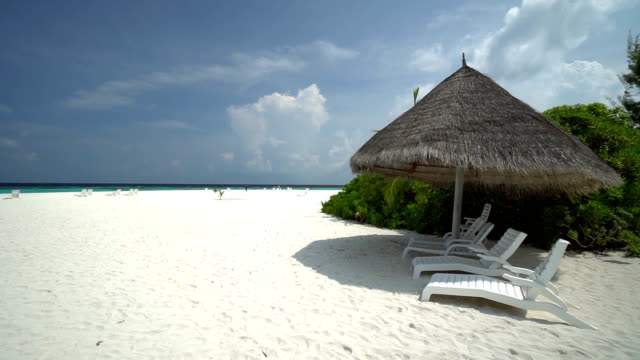 Maldives island video