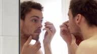 Male grooming    HE video